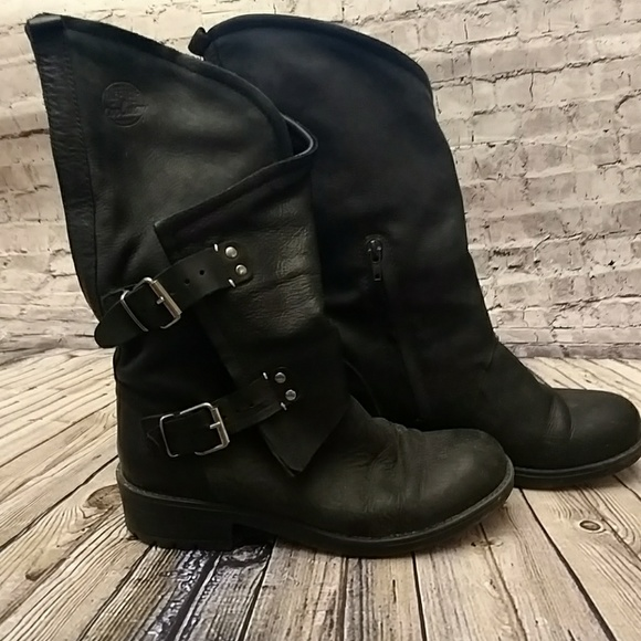 79e2dcb5ec9 CoolWay Alida Motorcycle Boots